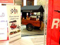 La Cafeine- Polish coffe bike with French tradition