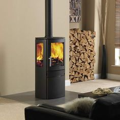 ACR Neo 3C stove, ACR Contemporary stoves, ACR Stoves UK
