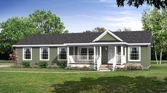 Manufactured home plans available through Cedar Creek Homes - Columbia, MO | Champion Homes  1500sqft