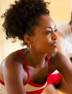 3 Natural Hairstyles Perfect for any Work Out