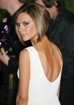 Victoria Beckham Photo - 2007 Vanity Fair Oscar Party