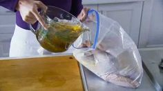 Watch How to Brine a Turkey in the  Video