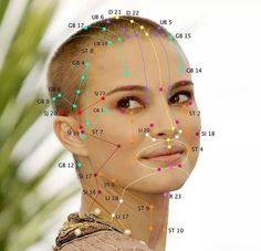 for beautiful life: Acupuncture facial rejuvenation that is based on .Acupuncture for beautiful life: Acupuncture facial rejuvenation that is based on . Acupuncture Benefits, Acupuncture Points, Acupressure Points, Qigong, Asthma Relief, Pain Relief, Asthma Remedies, Accupuncture, Acupressure Treatment