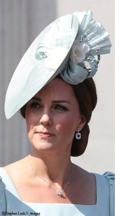 Duchess of Cambridge at Trooping the Colour, 9th June 2018