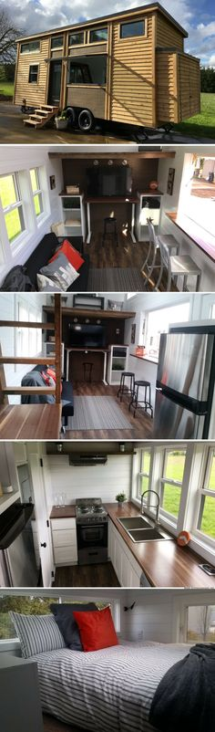 The Covo Mio Tiny House