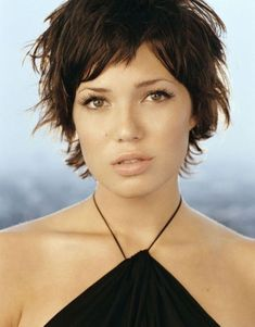 Messy Hairstyles for Short Hair 01