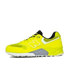 ML999EC, yellow, highlighter, new balance, NB, new balance 999, 999, white, black, grey, men, mens