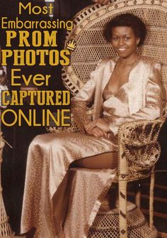 25 Embarrassing Celebrity Prom Photos You Won't Believe Are Real