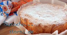 Blog personal dedicado a la gastronomía. Sin Gluten, Gluten Free, Latin Food, Pound Cake, Biscotti, Sweet Recipes, Camembert Cheese, Food And Drink, Low Carb