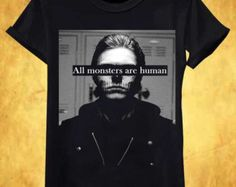 all monsters are human best seller for T Shirt Mens and T Shirt Girls available for size s,m,l,xl,xxl by womstudio