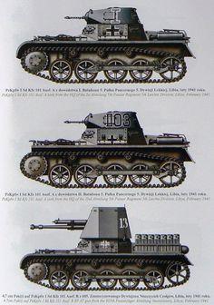 DAK Panzer Mk i