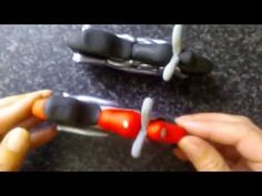 How to make a motorbike out of modelling icing part 4 by The Cake Tower - YouTube