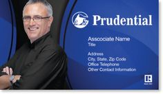 Prudential business card design prudential business cards pinterest prudential real estate broker business card reheart Choice Image