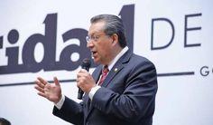LLAMA WILFRIDO LÁZARO APROBAR LA LEGISLACIÓN FEDERAL QUE REORGANICE EL SISTEMA NACIONAL DE SEGURIDAD