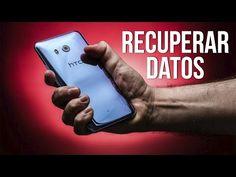 Recupera TODOS LOS DATOS de Cualquier Dispositivo DAÑADO - YouTube