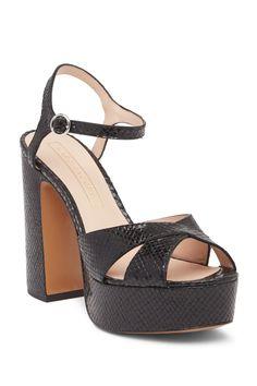 c4b195de65c71a Rachel Zoe Willow Leather Platform Sandals. Jules · Footwear · Lust  Embossed Platform Sandal by Marc Jacobs on  nordstrom rack Emboss
