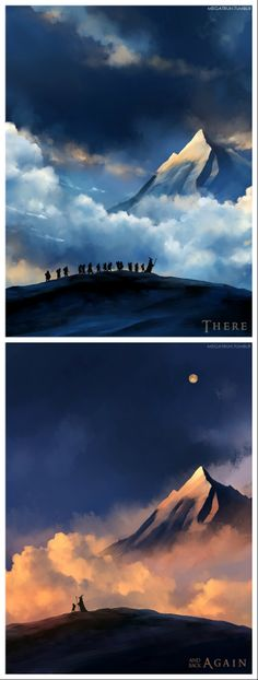 Those two pictures hold all the tragic sadness because even though the adventure was amazing we all know how it ended