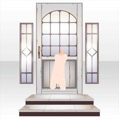 アクセサリ/背中系 シックレンズエントランスセット ホワイト