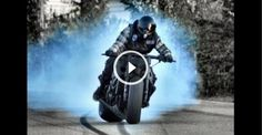 Illegal And Extremely Dangerous Motorcycle Drifting