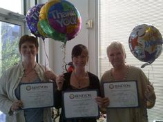 Congratulations to Molly on being at Benevon for five years, and to Dawn & Judy for ten years! Thank you for your commitment to our work!