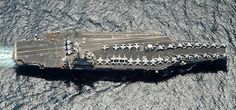 The aircraft carrier USS Dwight D. Eisenhower (CVN 69) is underway in the North Arabian Sea, April 20, 2013. (U.S. Navy photo by Mass Communication Specialist 2nd Class Ryan D. McLearnon/Released)