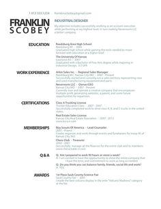 Attractive Resumes - Resume Sample