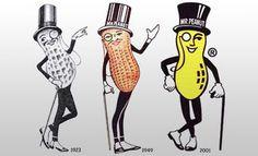 Mr. Peanut made Debonair Magazine's Top 10 Best Dressed Advertising Icons list.