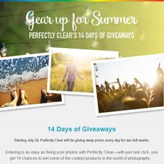 Enter to win our 14 Days of Giveaways contest!