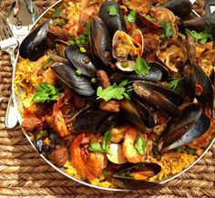 Paella Risotto | 17 Mouthwatering Risottos Guaranteed To Change Your Life