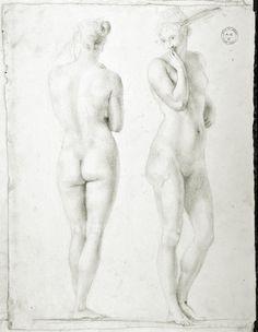 Antonio Canova | Drawing | Tutt'Art@ | Pittura * Scultura * Poesia * Musica |
