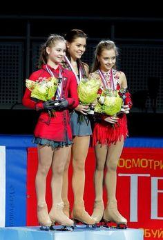 Julia Lipnitskaia  Russian Nationals