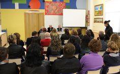 Muchas personas interesadas acudieron al Museo para las ponencias celebradas con motivo del reconocimiento como Patrimonio de la Humanidad http://www.museopusol.com/es/noticias/?cat=9&id=98&dat=12%202014