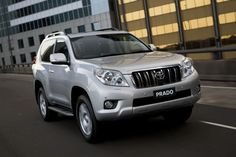 The 2014 Toyota Prado SUV which is a Japanese manufacturer made ​​especially for the Australian market, where he achieved the highest sales and became the best-selling SUV.