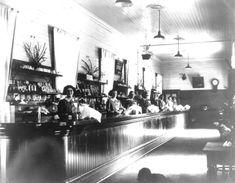 PAEKAKARIKI Railway Station - c1940, refreshment room .. OWR 1 Feb 2015
