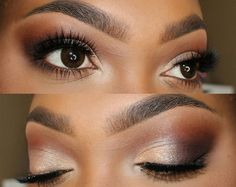 awesome Makeup for black women...