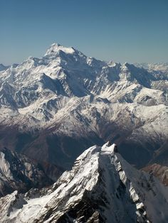 Nanga Parbat. In 1953 the famous Hermann Buhl, member of a joint Austrian - German expedition made the ascent.