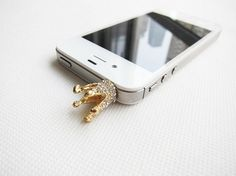 Accesories for your Iphone - isn't this wonderful?