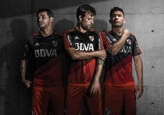 River Plate 2015/16 adidas Third Kit