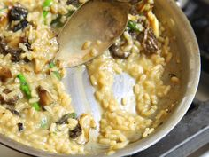 The Restaurant Secret for Quick, Make-Ahead Risotto