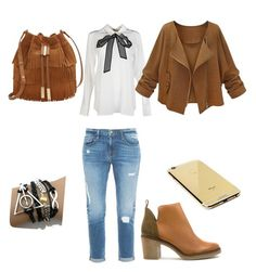 """Untitled #2"" by anastasiadobre97 on Polyvore featuring Miista, Frame Denim, Vince Camuto, STELLA McCARTNEY and Goldgenie"
