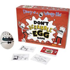 Diary of a Wimpy Kid Scrambled Egg Game