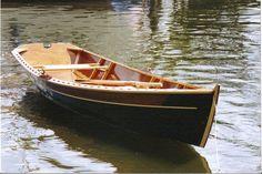 Whisp rowingboat