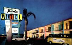 Fantasy Motel, California