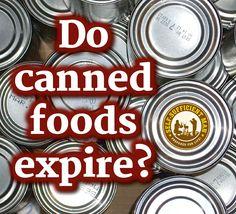 can food expiration