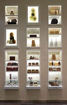 Godiva Chocolatier Nisantasi///Istanbul, Turkey///dash design