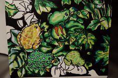 Frogs. www.fujiyamageisha.com