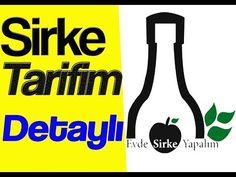 ev yapımı sirke nasıl yapılır detaylı Sirke tarifi m - YouTube Fermented Foods, Youtube, Pasta, Drinks, Bulgur, Drinking, Beverages, Drink, Youtubers