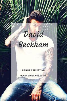 El estilo de David Beckham siendo papá. Porque los papás también pueden tener estilo. ¡Pasa a leer!