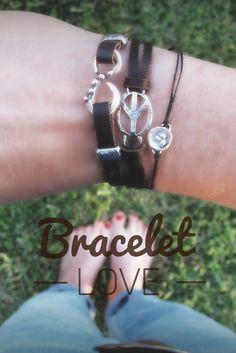 Fun, #handmade #bracelets from JewleryByMaeBee on #Etsy. www.jewelrybymaebee.etsy.com