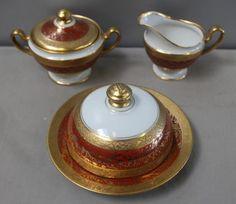 Lot:Hutshenreuther , Royal Bavarian Porcelain Service., Lot Number:212, Starting Bid:$150, Auctioneer:Clarke Auction Gallery, Auction:Hutshenreuther , Royal Bavarian Porcelain Service., Date:07:00 AM PT - Mar 20th, 2016